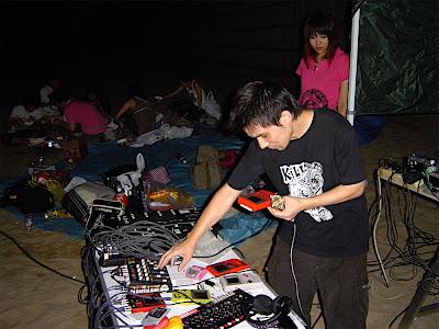 DJ Ten 天 Tsuji Rave 2
