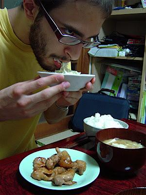 teriyaki 照り焼き pollo 鶏 チキン chicken