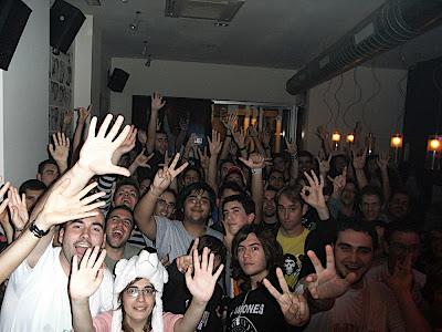 público オーディエンス 観客 audience pepino ペピーノ Alicante アリカンテ Spain スペイン
