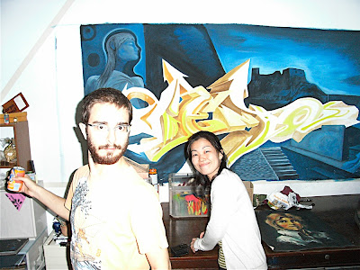 Héctor Muñoz: pintor, artista, murales, cuadros, pintura, lo que quieras.