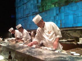 Sushi Bar @ Shibuya