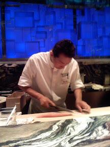 Master Sushi Chef Yoshinori Nakazawa