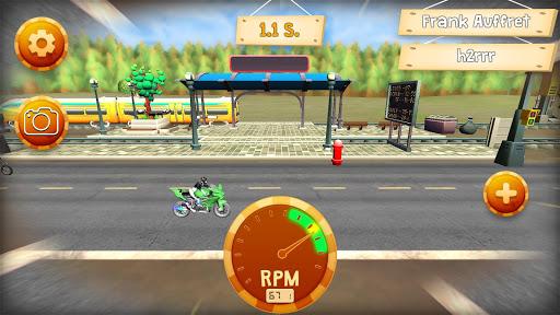 Code Triche Drag Bikes Online  APK MOD (Astuce) screenshots 4