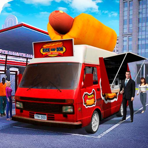 Food Truck Driving Simulator