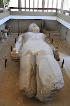 Photo: Ramses II Colossus
