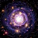Shifting Galaxy Live Wallpaper icon