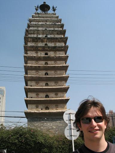 Pagoda del Este, Kunming