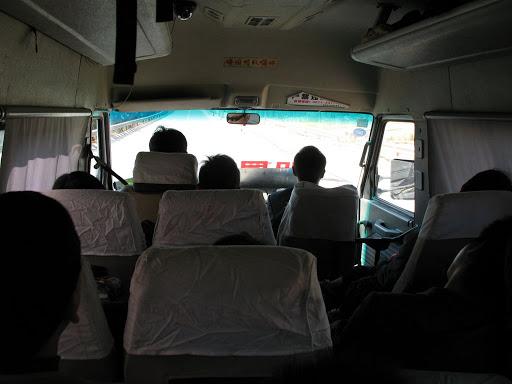 Autobus Dali Kunming