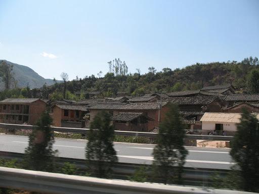 Vistas de Dali a Kunming