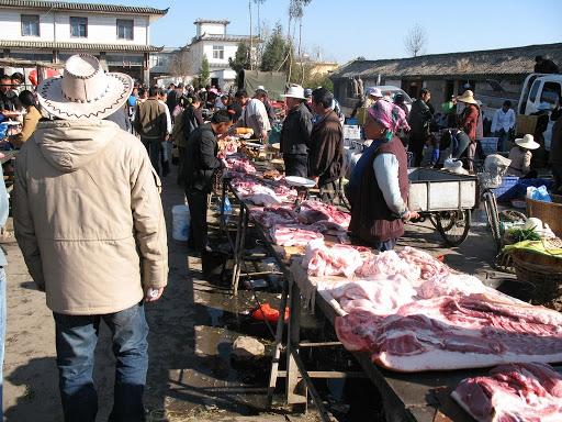 Mercado Yunnan