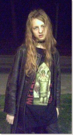Yo con mi camiseta de SKOM