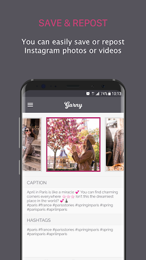 Garny - Preview Instagram feed 1.2.2 screenshots 3