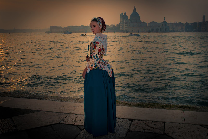 Febbraio-Carnevale-Venezia! di Matteo Faliero