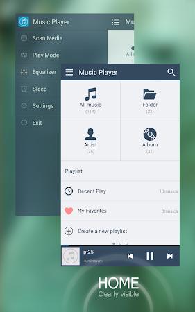 Music Player Pro 2.2.2 screenshot 4050