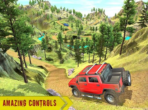 SUV Offroad Jeep Simulator Driving 1.0 screenshots 1