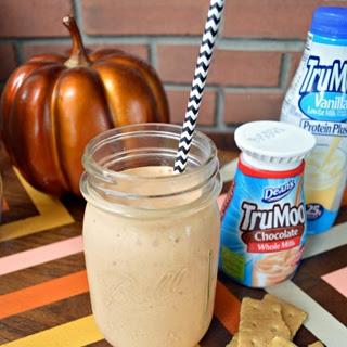 Pumpkin Cream Cheese Breakfast Shake Recipe