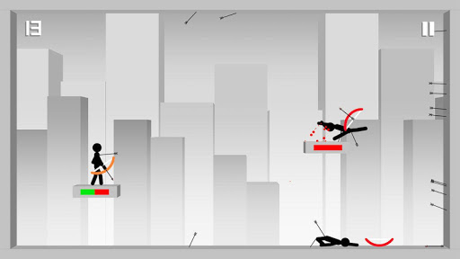 Stickman Archer 2.2 screenshots 4