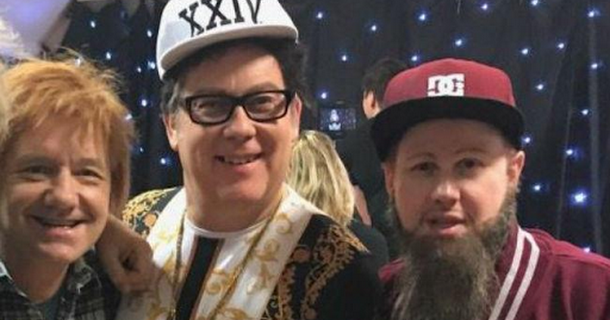 Matt Lucas returns to Big Night Out