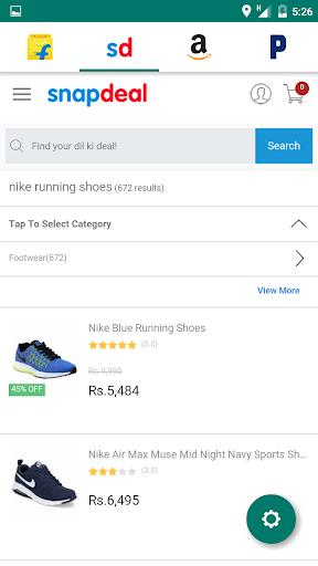 Genie Shopping Browser screenshot 4