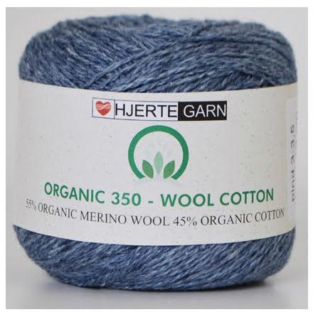 Organic 350 - Wool Cotton [50g]