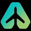 Airborne Lite - Flight & Airport Status icon