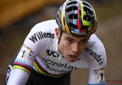 """Wout van Aert leeft """"anders dan anders"""" toe naar altijd intense strijd om Belgische driekleur"""