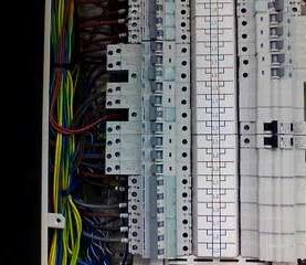 An Electrical Switchboard