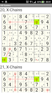 Kill Sudoku Step by Step- screenshot thumbnail