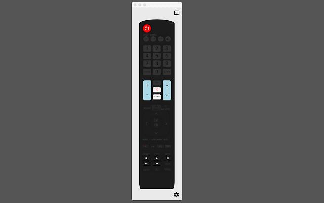 Zapper! – Remote control for LG smart TVs