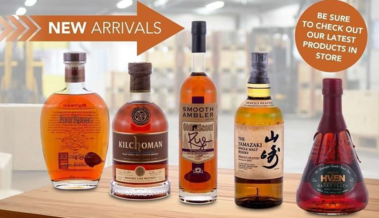 New Arrival Whiskies