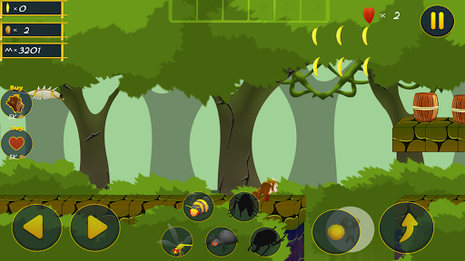 The Planet Of Gorilla King screenshots 1