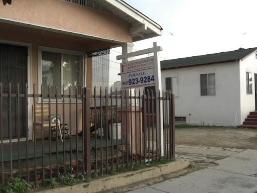 Maisons en foreclosure sur MLK