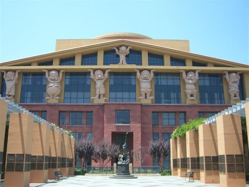 Michael Eisner Building