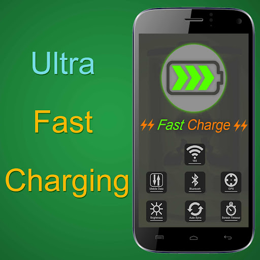 Fast Battery Charger + Saver