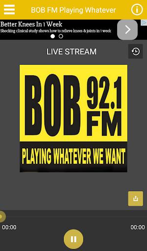 92.1 BOB FM Anchorage Radio
