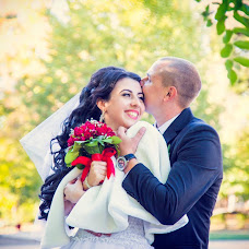 Wedding photographer Natalya Bobrovskaya (tatac07). Photo of 03.08.2016