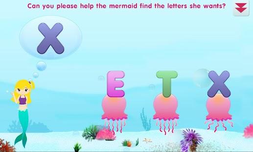 Mermaid Preschool Lessons screenshot