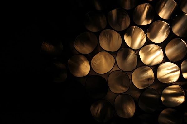 Cannucce di luce di Ari