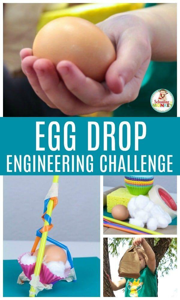 Image result for STEM challenge egg landing balloon