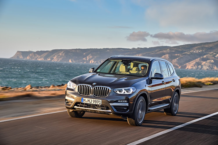 BMW X3. Picture: SUPPLIED