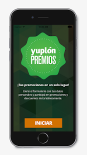 Yuplón Premios- screenshot thumbnail