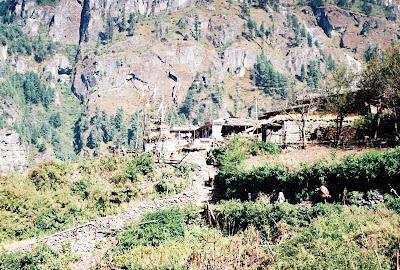 Tanchok Village
