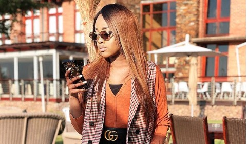 Omuhle Gela wants young fans to know nothing comes easy.