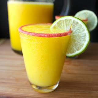 Mango Margaritas.