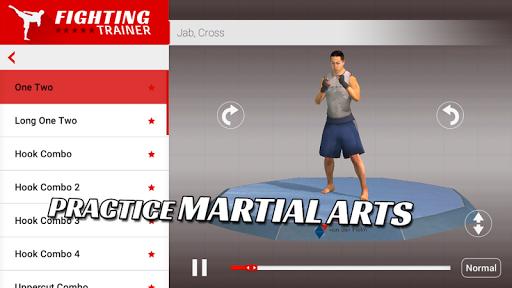 Fighting Trainer screenshot 1