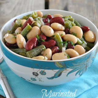 Marinated Red Kidney Beans Recipes