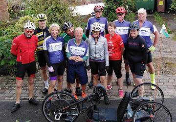 Team Paddison now in Scotland