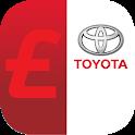 My Toyota Finance icon