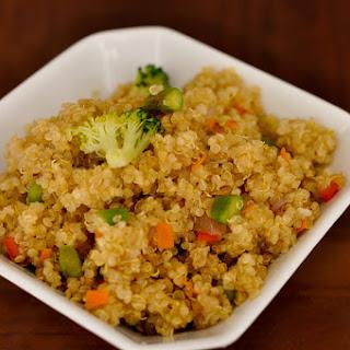 How to Prepare Stir-Fried Quinoa with Veggies Recipe