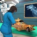Pet Hospital Simulator 2019 - Pet Doctor Games icon